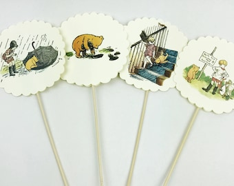 Classic Winnie the Pooh Centerpieces