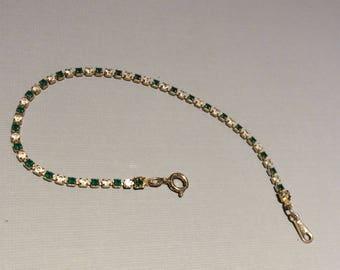 Avon Rhinestone Bracelet
