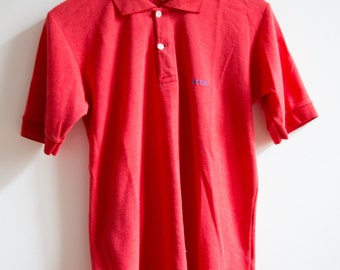 Red Polo HUGO BOSS size M
