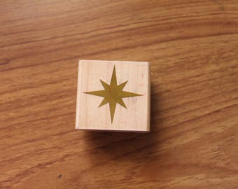 Stars Stamps rubber stsmps