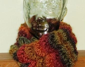 Chesterman Beach Cowl PDF Knitting Pattern