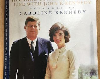 Jackie Kennedy~~ Set of 8 CD Interiews~~~