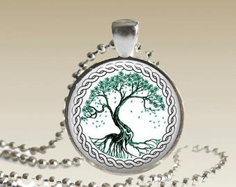 Tree of Life Necklace Tree of Life Pendant Tree Necklace Tree Pendant