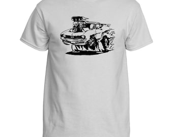 1969 Camaro Wheelie T-SHIRT