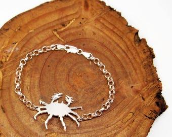 Avon Sterling Silver Cross Necklace