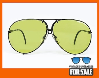 aa02f658a3d2a ULTRARARE vintage sunglasses Porsche by CARRERA 5623 col. 96 LUMINOR  original made in Austria 1985
