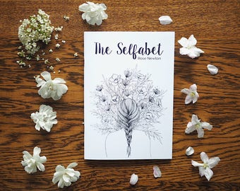 The Selfabet - an Illustrated A-Z Alphabet of Basic Self Care.