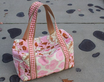 Carry On Duffle with Trolley Sleeve  Made to Order