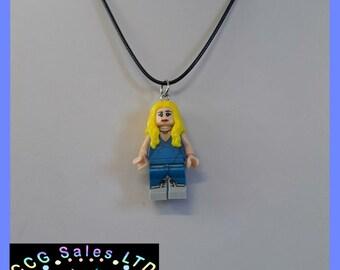 Daenerys Targaryen Khaleesi Mini Fig Toy Necklace