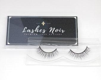 Date Night - 3D Mink False Eyelashes 100% Mink Fur Handmade Lashes - by Lashes Noir