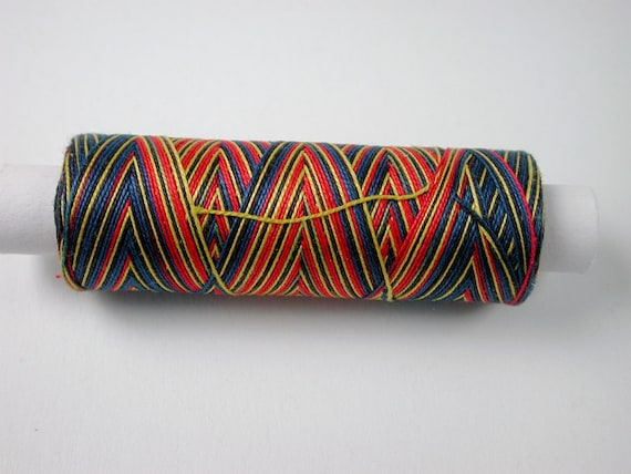 8-3011 Venne cotton gradient, knitting and crochet thread for the miniature manual work, colour color