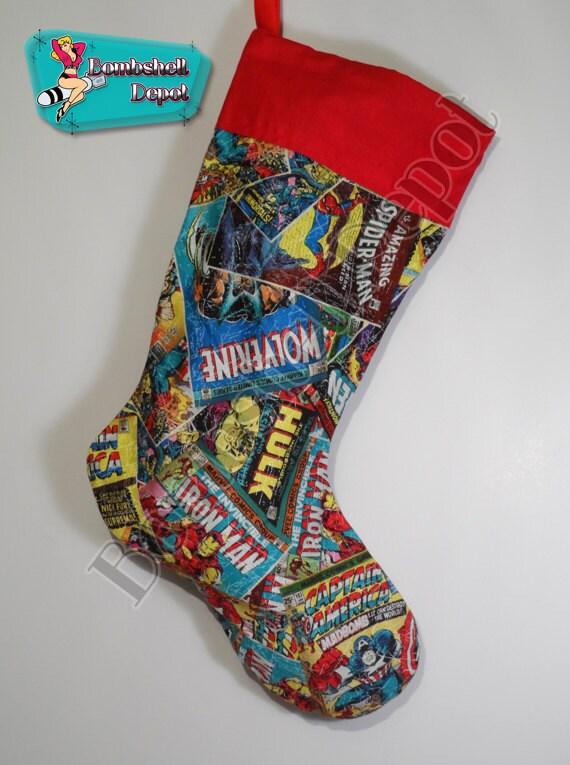 Marvel Avengers Captain America Civil War Quality ... |Marvel Stockings