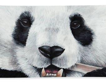 Panda Beach Towel