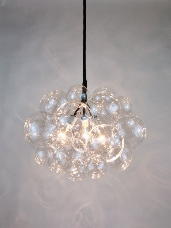 The 31 bubble chandelier 22 diameter custom the 31 bubble chandelier 22 diameter custom chandelier led lighting dining room chandelier ceiling light bubble light mozeypictures Image collections
