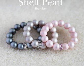 Shell Pearl Bracelet for BJD