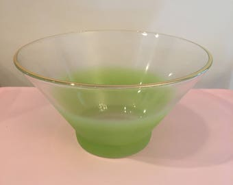 Large Lime Green Blendo Bowl