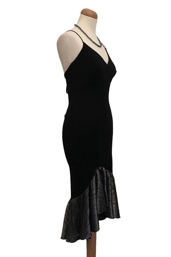 with Dress Dress Argentine Chic Tango Ruffles amp; Sexy Tango Black Dress Milonga xgp4ZFSSqw
