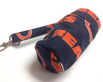The Touchdown: Golf Ball Bag (Chicago Bears Print)