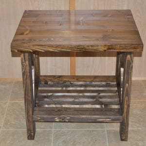 Rustic End Tables Rustic End Table Tables Apinkco