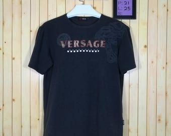 versace t shirt vintage
