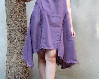 30 USD Sale Mini dress...mix silk (140)
