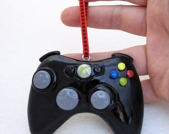 Create Your Own Controller XBOX 360 Gamer Video Game Ornament or Magnet