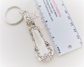 Silverware Key Holder Key Chain Key Ring ~ YALE ~ 1894 ~ RARE & Ready To Ship ~ USA Made ~ Nice Gift Under 25