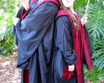 Adult Wizarding robes - your choice of colors