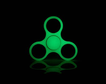 Ceramic Fidget Spinner (Glow in the Dark)