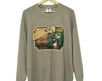 Whitetail Field Guide Sweatshirt