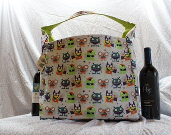 Farmers Market Craft Bag