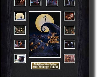 The Nightmare Before Christmas  (1993) 35mm orginal filmcell