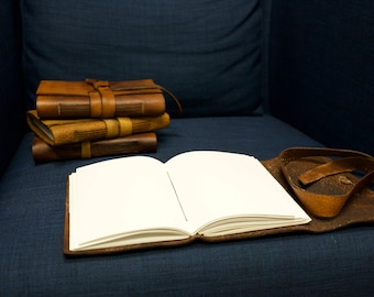 Custom Leather Journals