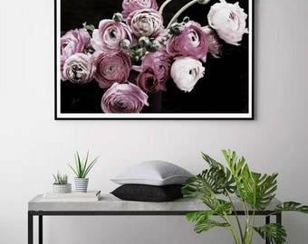Still Life Flowers Photography Print