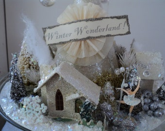 Winter Wonderland Christmas Hat christmas sale