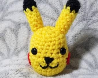 Tiny Pikachu inspired plush