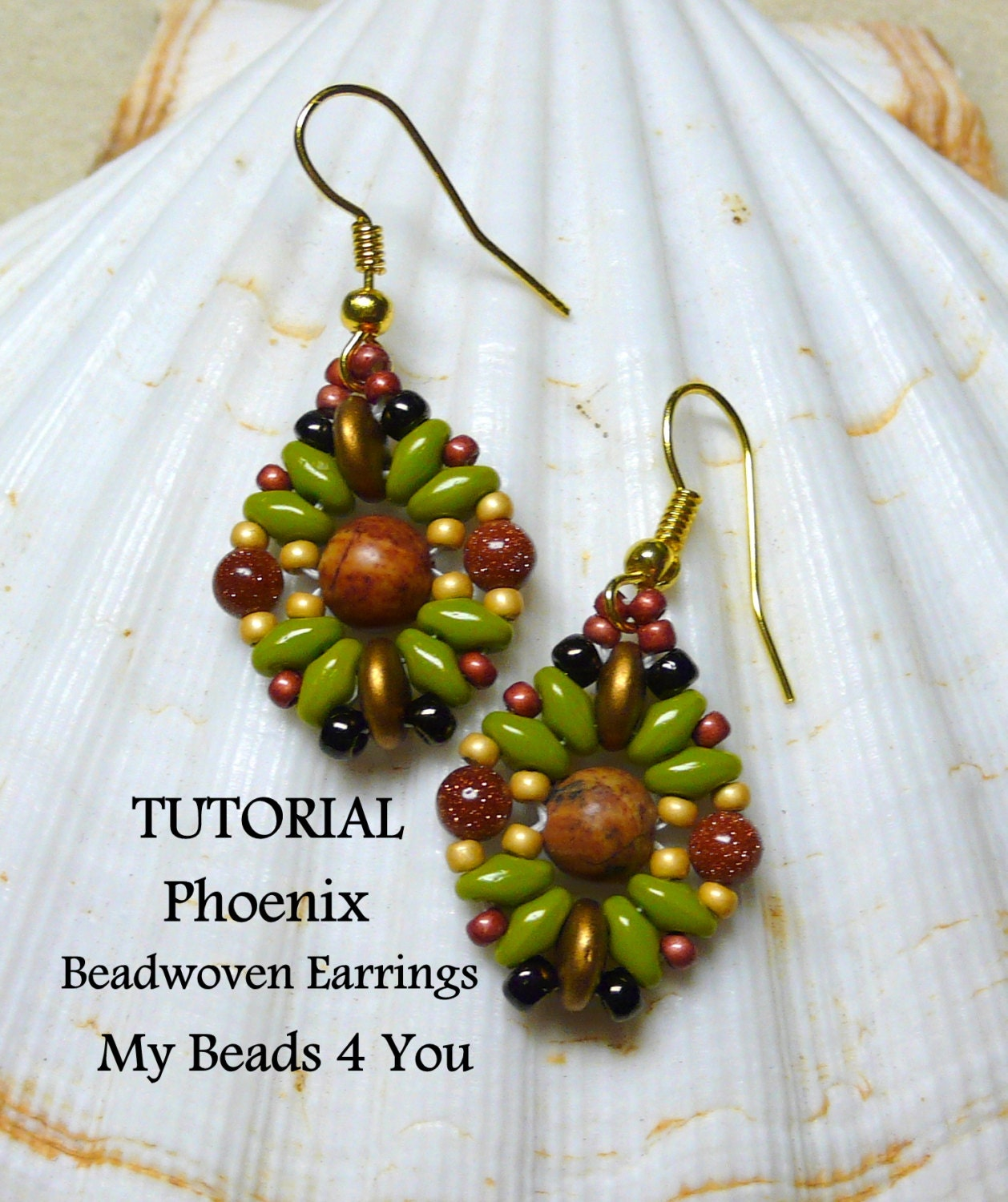earrings jewellery watch simple beaded diy youtube
