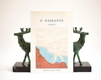 Armando Soares Coelho O bandwidth, Poesia, Arkhangelsk 1995 V.N, portuguese book autographed by the author, vintage