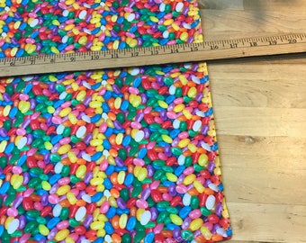 Pocket Squares - handmade unique gift for him - set of 3 - easter gift for him - jelly beans