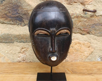 GURO African Mask from Ivory Coast