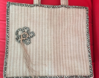 Burlap Bag - Style-up, rich and classy!