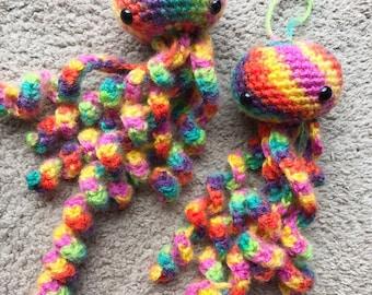 Amigurumi Jellyfish : Pattern baby jellyfish amigurumi u storyland amis