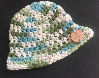 Baby Size Cotton Bucket Hat