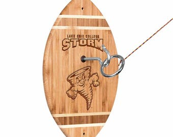 Lake Erie College Storm Tiki Toss