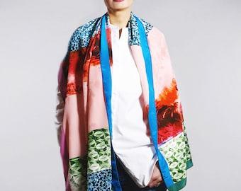 ARTUMA BOHO – luxurious, limited edition, silk scarf