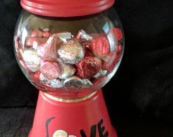 Love- candy dish