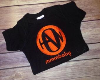 Hanson Inspired Bodysuit mmmbaby, mmmbop inspired baby shirt
