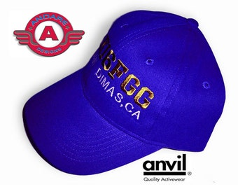 Ham Radio Call Sign Cap Hat Embroidered with Call Sign and Your State or Country Top Quality!