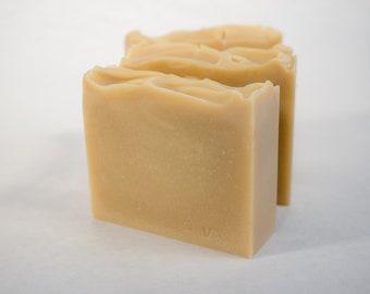 Esensual Avocado | Oakmoss Geranium Lemon Ylang Ylang | All Natural Soap | Essential Oil Soap | Fatty's Soap Co. | Cold Process Soap