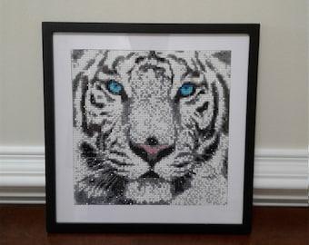 Diamond White Tiger 2